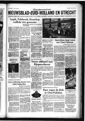 Schoonhovensche Courant 1970-11-20