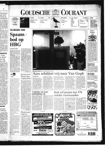 Goudsche Courant 2002-02-05