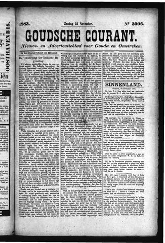 Goudsche Courant 1883-11-25
