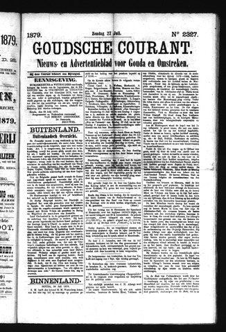 Goudsche Courant 1879-07-27
