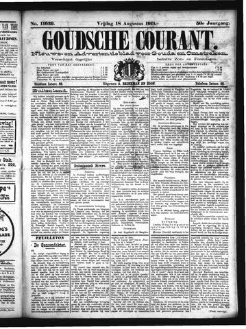 Goudsche Courant 1911-08-18