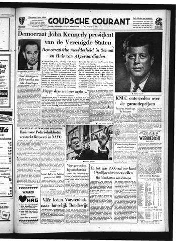 Goudsche Courant 1960-11-09