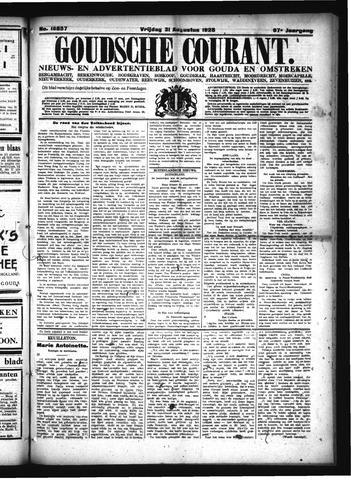 Goudsche Courant 1928-08-31
