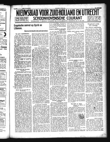 Schoonhovensche Courant 1941-06-09