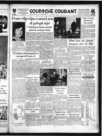 Goudsche Courant 1961-01-19