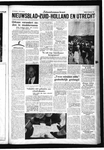 Schoonhovensche Courant 1961-11-03