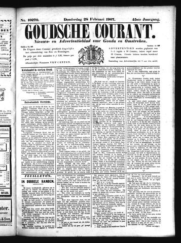 Goudsche Courant 1907-02-28