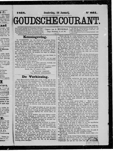 Goudsche Courant 1868-01-16