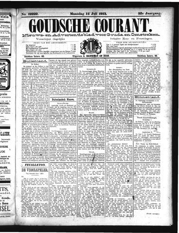 Goudsche Courant 1913-07-14