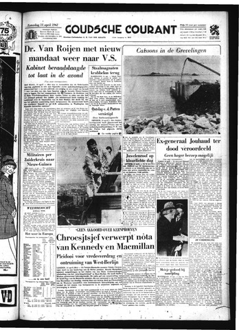 Goudsche Courant 1962-04-14