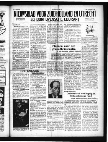 Schoonhovensche Courant 1952-03-17