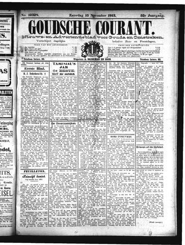 Goudsche Courant 1913-11-15