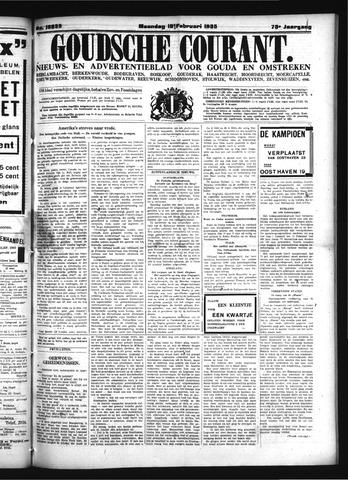 Goudsche Courant 1935-02-18