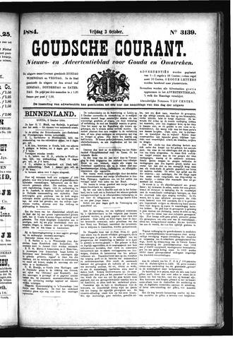 Goudsche Courant 1884-10-03