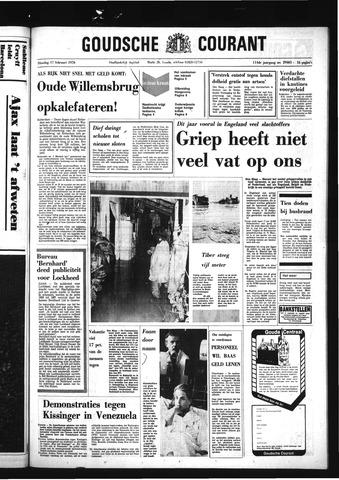 Goudsche Courant 1976-02-17