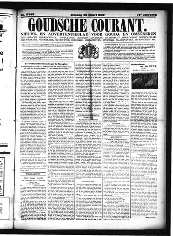 Goudsche Courant 1932-03-22