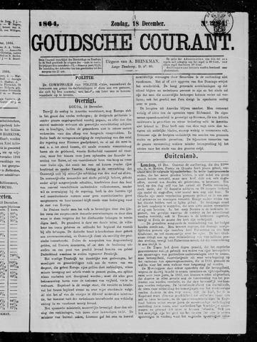 Goudsche Courant 1864-12-18
