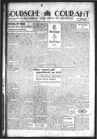Goudsche Courant 1941-12-22