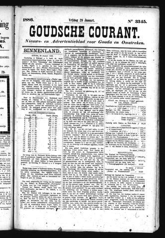 Goudsche Courant 1886-01-29