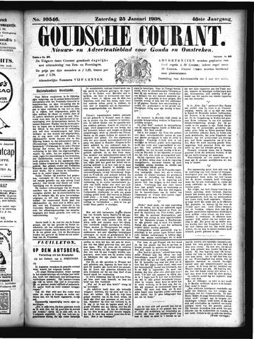 Goudsche Courant 1908-01-25