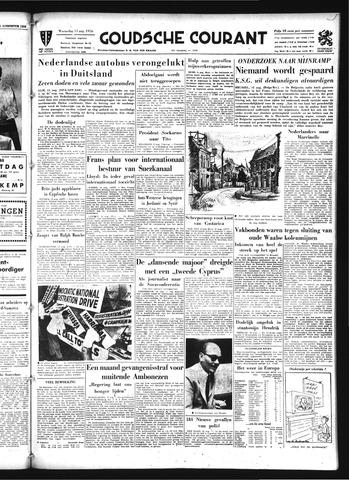 Goudsche Courant 1956-08-15