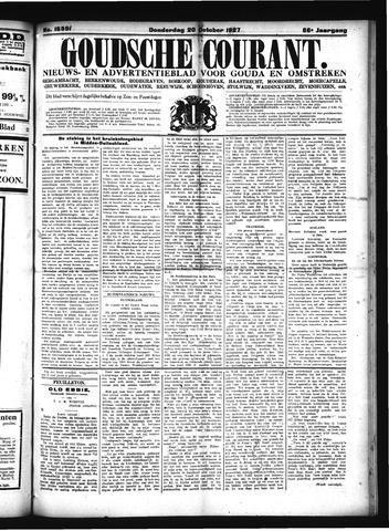 Goudsche Courant 1927-10-20