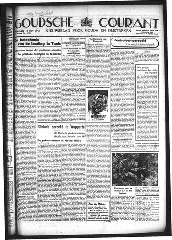Goudsche Courant 1942-11-18