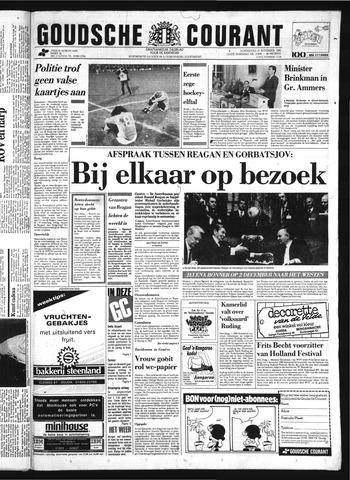 Goudsche Courant 1985-11-21