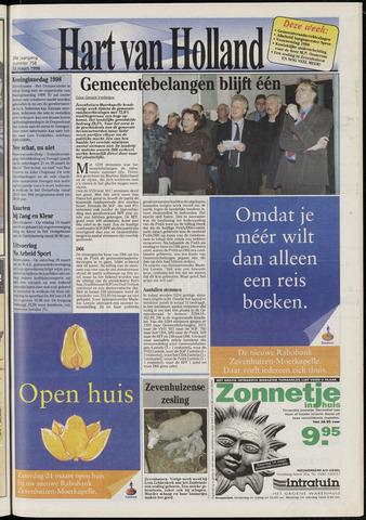 Hart van Holland 1998-03-11