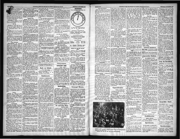 Schoonhovensche Courant 1931