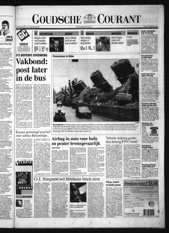 Goudsche Courant 1995-01-24