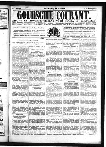 Goudsche Courant 1935-07-25