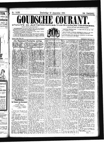 Goudsche Courant 1920-08-19