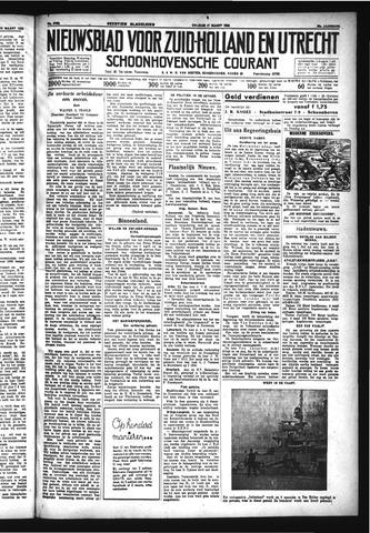 Schoonhovensche Courant 1933-03-17