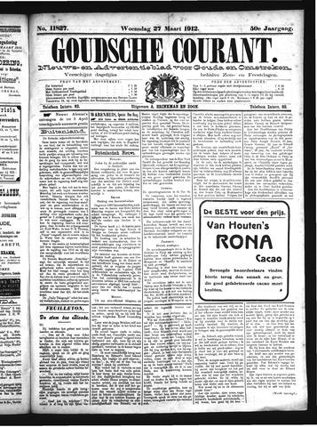 Goudsche Courant 1912-03-27