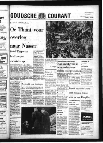 Goudsche Courant 1967-05-22