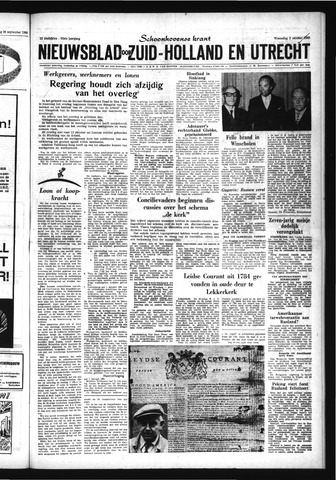Schoonhovensche Courant 1963-10-02