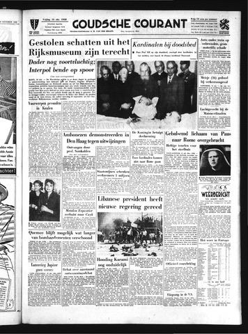 Goudsche Courant 1958-10-10