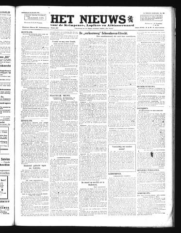 Schoonhovensche Courant 1946-03-20