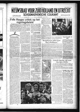 Schoonhovensche Courant 1958-03-14