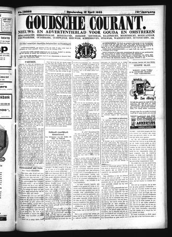 Goudsche Courant 1935-04-18