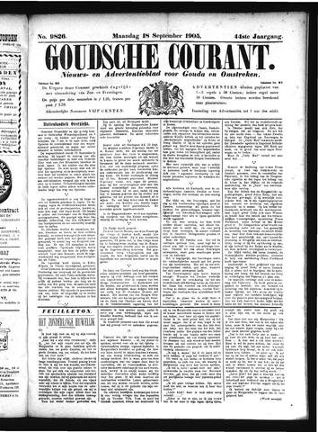 Goudsche Courant 1905-09-18