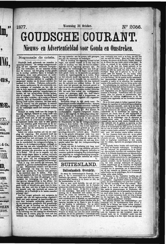 Goudsche Courant 1877-10-31