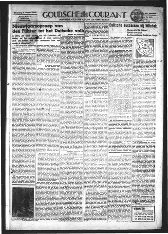 Goudsche Courant 1944