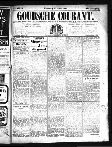 Goudsche Courant 1914-06-27