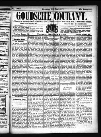 Goudsche Courant 1917-06-23