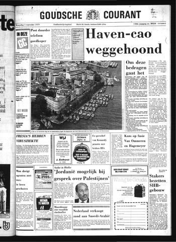 Goudsche Courant 1979-09-05