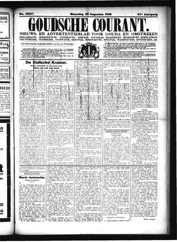 Goudsche Courant 1928-08-20
