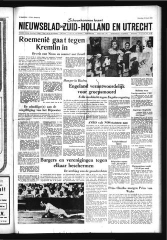 Schoonhovensche Courant 1969-06-30
