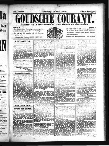 Goudsche Courant 1909-06-12